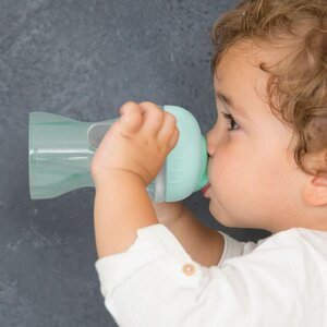Difrax 704-Non spill cup SOFT spout 250ml  - Twistshake