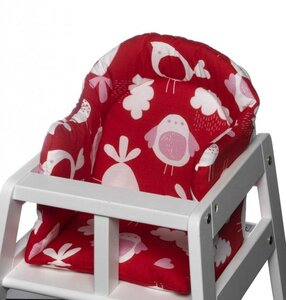 NG Baby Highchair insert Royal White/Grey - Joie