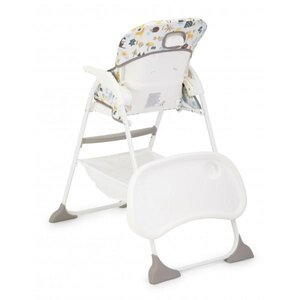 Joie Mimzy Snacker Highchair Alphabet - NG Baby