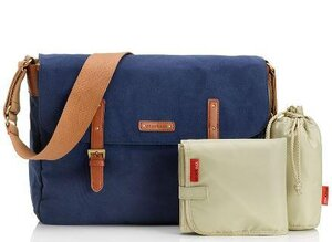 Storksak Ashley Navy - Storksak