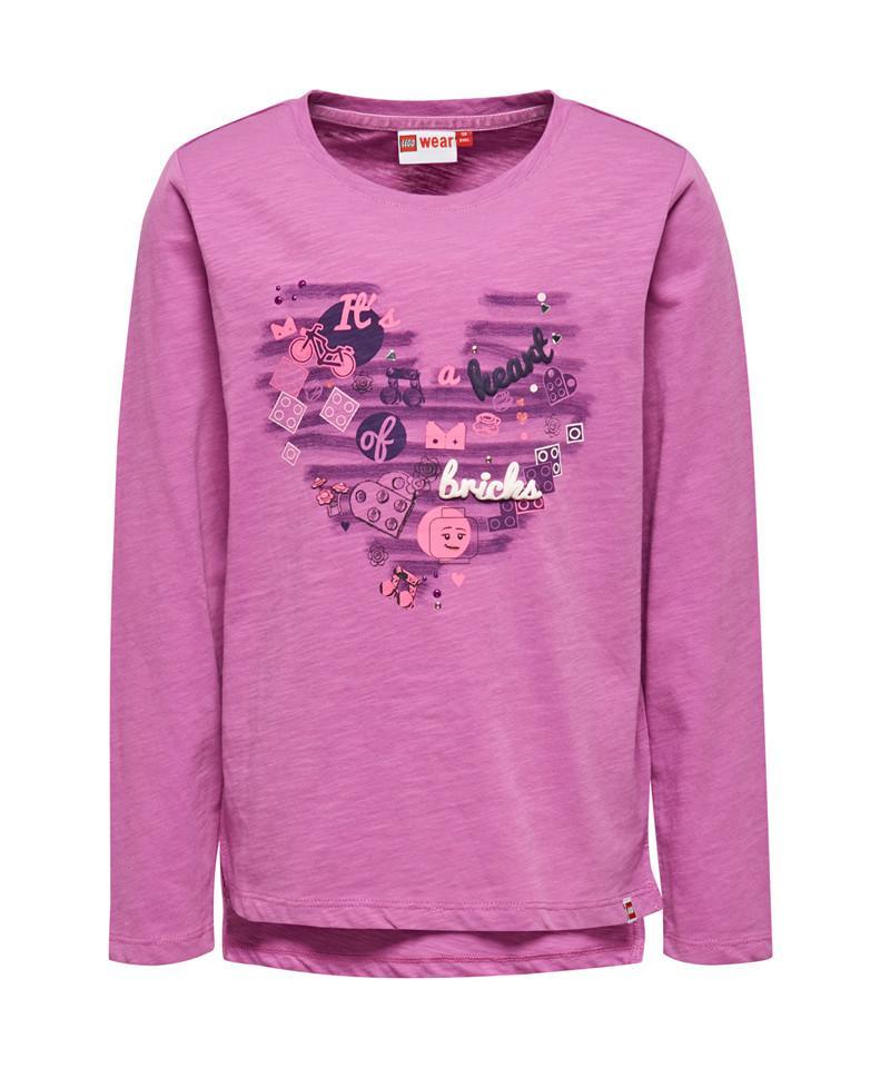 LEGO Tallys 605 Tshirt 140, Purple