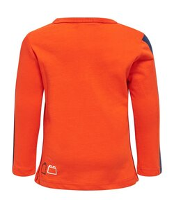 Legowear TEXAS 604 - T-SHIRT L/S Red 74 - Legowear