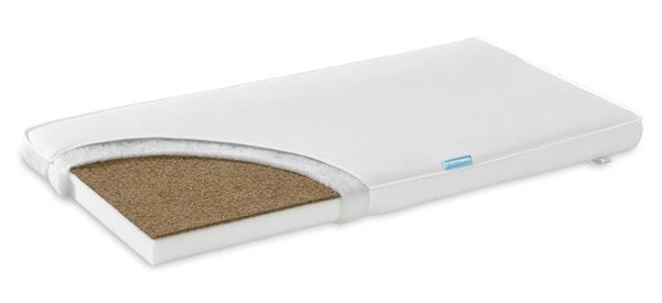 Nordbaby Comfort Mattress with coconut and PUR foam 120x60x7,5cm - Nordbaby