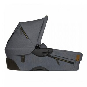 Mutsy Evo Carry Cot Industrial Lava Grey - Mutsy