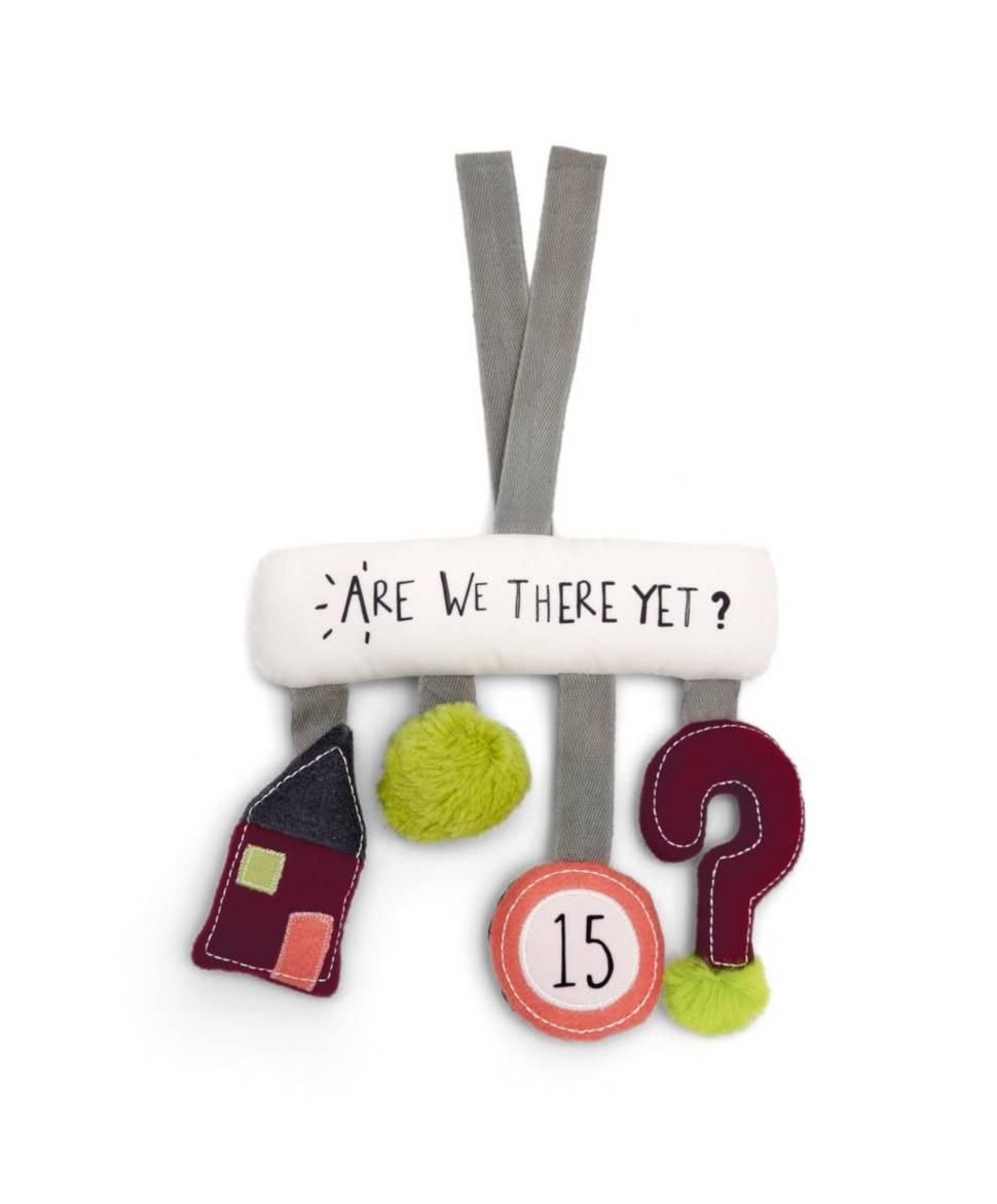 Mamas&Papas Travel toy - Are We There Yet Multicolor - Mamas&Papas