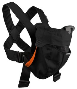 Enomo Baby Carrier Jet Black - Enomo