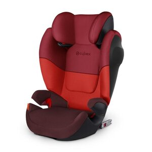 Cybex Solution M-Fix SL 15-36kg Rumba Red - Cybex
