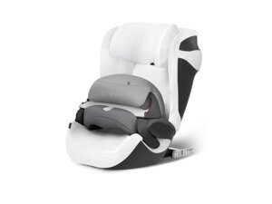 Cybex Juno M-Fix summer cover, white - Cybex