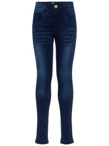 NAME IT NKFPOLLY DNMTRILLE 3001 PANT NOOS Dark Blue Denim 146 - NAME IT
