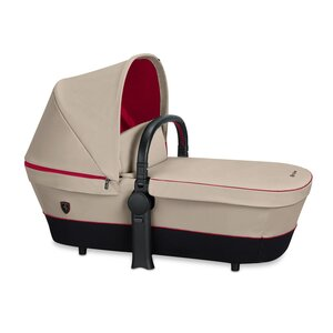 Cybex Priam Carry Cot SCF Silver Grey - Cybex