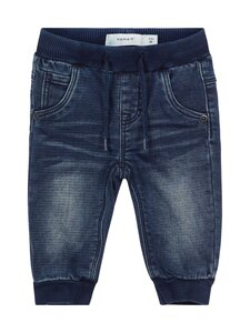 NAME IT NBMBOB DNMBRUSE 2105 BRU SWE PANT Medium Blue Denim 56 - NAME IT