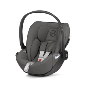 Cybex Cloud Z i-Size 45-87cm, Manhattan Grey - Cybex