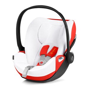 Cybex Cloud Z summer cover, white - Cybex