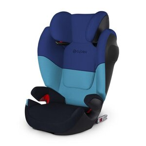 Cybex Solution M-Fix SL 15-36kg Blue Moon - Cybex