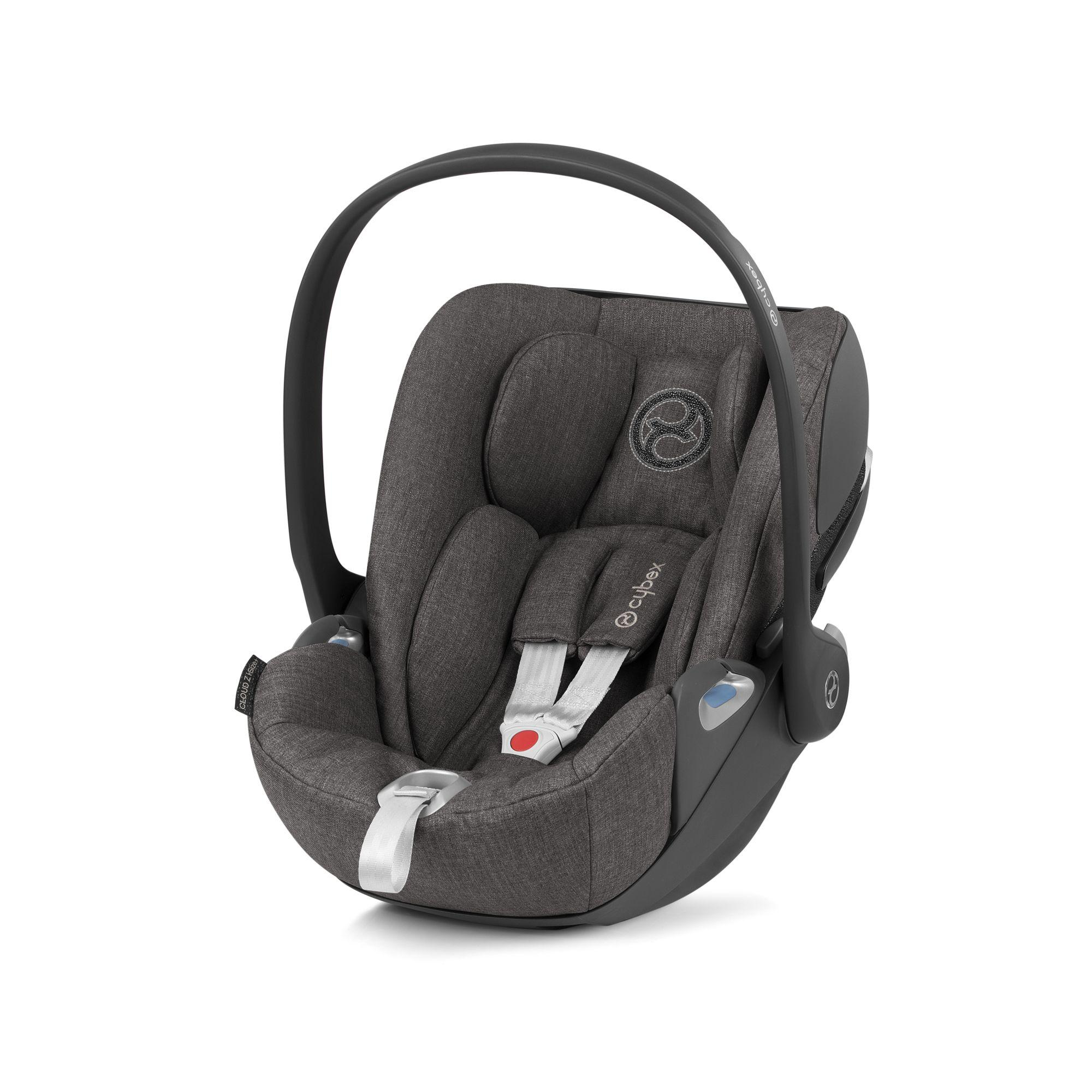 Cybex Cloud Z i-Size 45-87cm PLUS, Manhattan Grey - Cybex