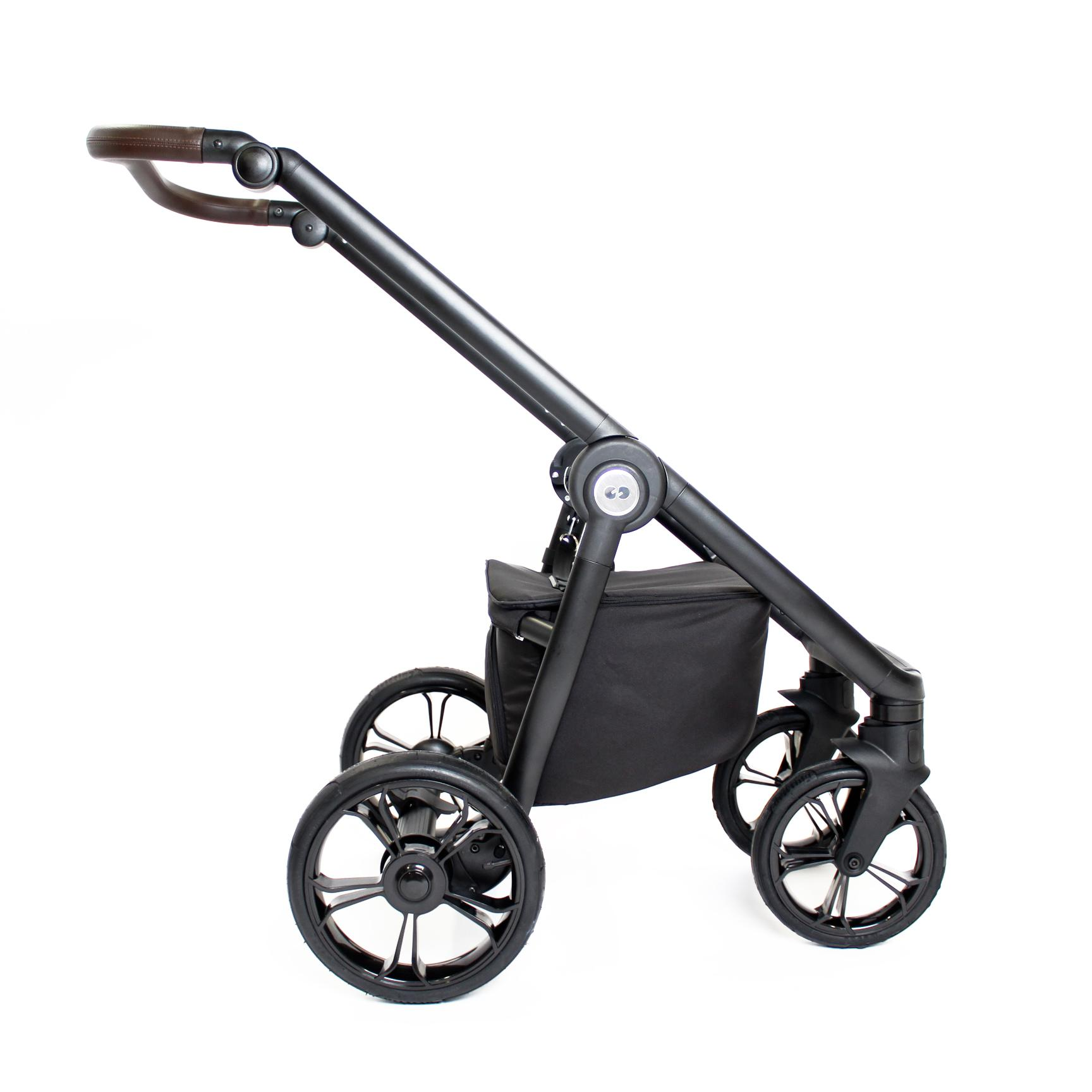 Nordbaby Nord Active Chassis Black - Nordbaby
