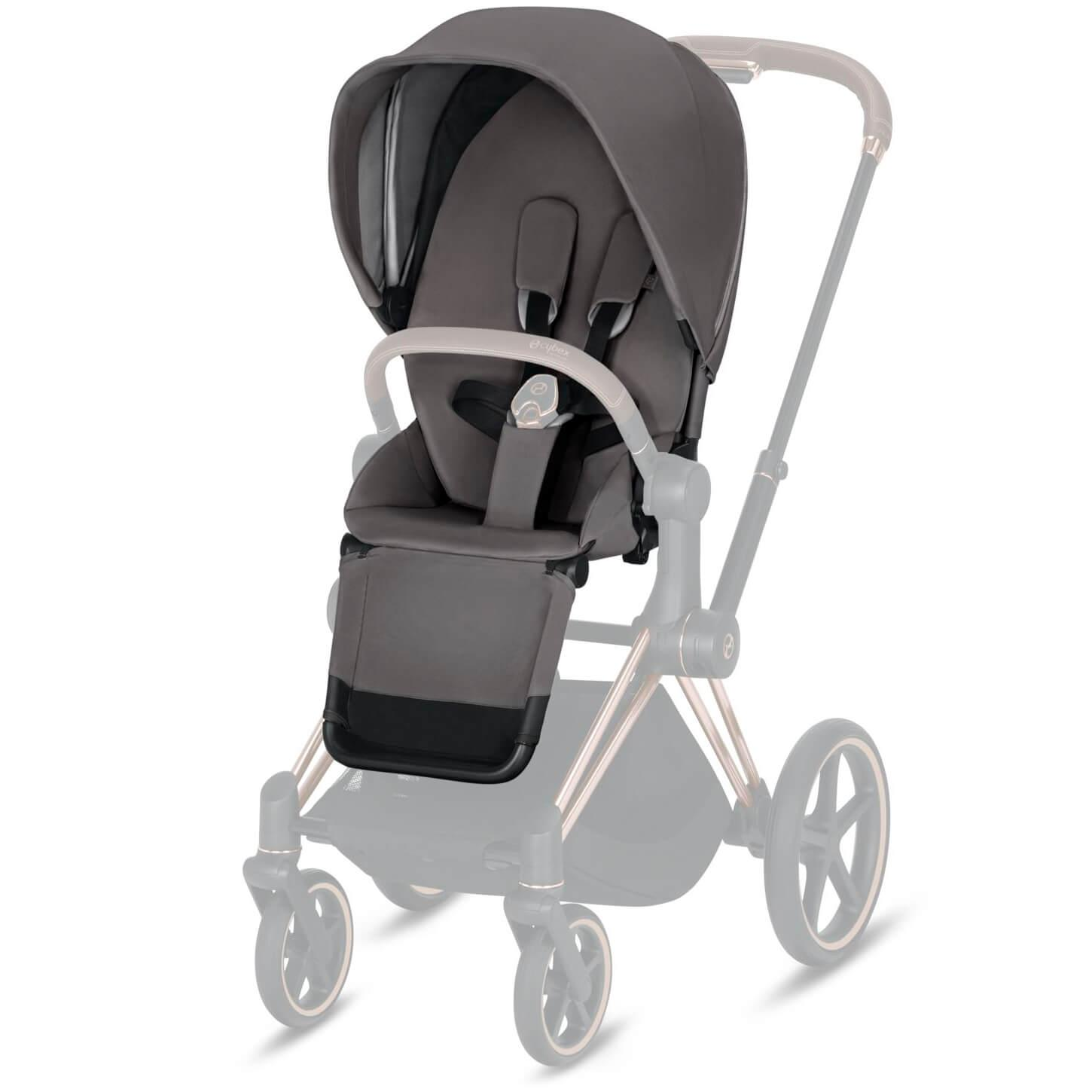 Cybex Priam Seat Pack Manhattan Grey - Cybex