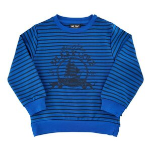 MeToo Sweatshirt LS Princess Blue 104 - MeToo
