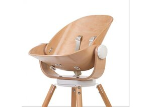 Childhome Evolu Newborn Seat Nat/Wh (for Evolu2 + One80°)  - Childhome