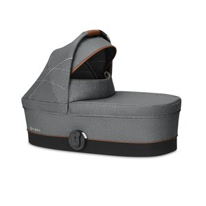 Cybex Carrycot S,Fashion Denim Manhattan Grey - Cybex