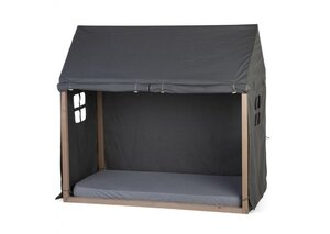 Childhome Tipi Bedframe House Cover 70-140 Anthracite - Childhome