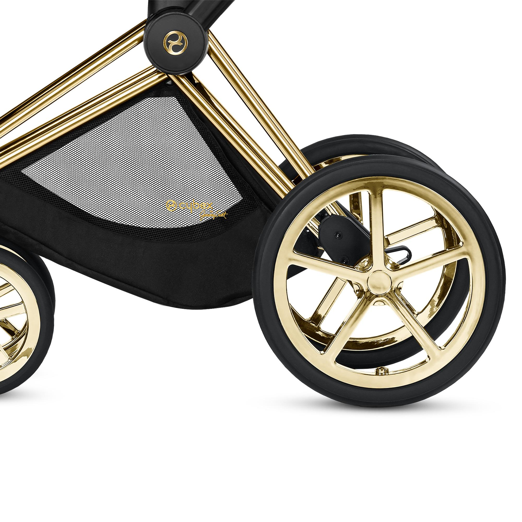 Cybex Priam Jeremy Scott Wings Black (2019) - Cybex