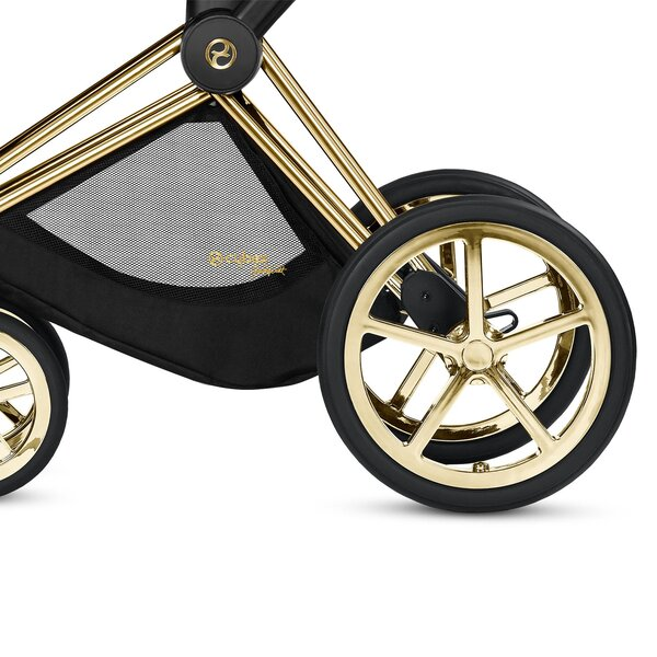 Cybex Priam Jeremy Scott Wings Black (2019)-Cybex