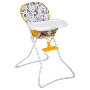 Graco High Chair Snack N' Stow ABC  Abc - Graco