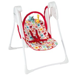 Graco Swing Baby Delight Swing Wild Day Out  Wild Day Out - Graco