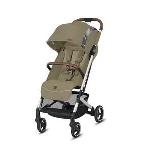 Goodbaby Qbit PLUS All City Fashion Vanilla Beige - Goodbaby
