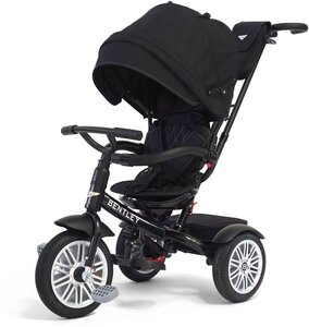 Nakko Bentley Trike 6in1 Onyx Black - Nakko