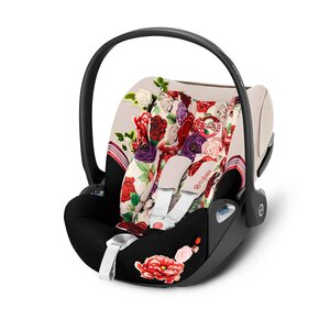 Cybex Cloud Z i-Size car seat 45-87cm Spring Blossom Light  - Cybex