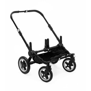 Bugaboo Donkey2 base Plus Black - Bugaboo