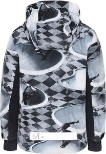 Molo Alpine Jacket 128 Check Pools - Molo