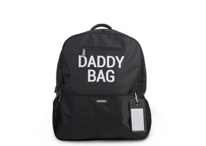 Childhome Daddy Backpack Black - Childhome