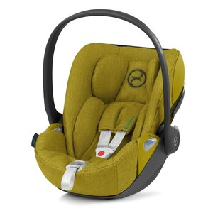 Cybex Cloud Z i-Size 45-87cm PLUS, Mustard Yellow - Cybex