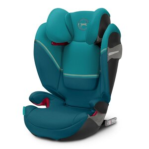 Cybex Solution S-Fix 15-36kg River Blue - Cybex