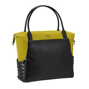 Cybex Priam Changing Bag, Mustard Yellow - Cybex