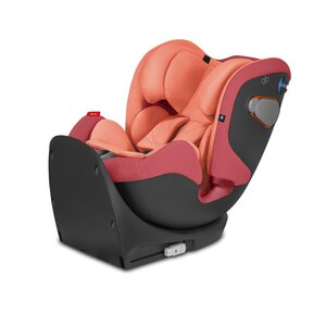 Goodbaby Uni-All autokrēsls 0-36 kg Rose Red - Goodbaby