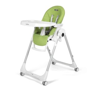 Peg-Perego Highchair Prima Pappa Follow Me Wonder Green - Peg-Perego