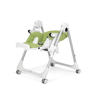 Peg-Perego Highchair Prima Pappa Follow Me Wonder Grey - Peg-Perego