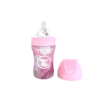 Twistshake Anti-Colic Stainless Steel 260ml - Twistshake