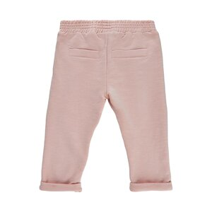 MeToo Pants Sweat GOTS certified 86 Rose Smoke - MeToo