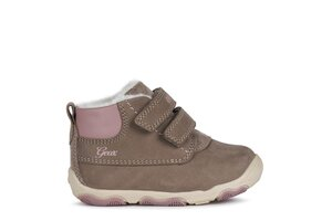 Geox B NEW BALU` GIRL 22 SMOKE GREY - Geox