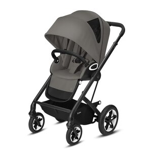 Cybex Talos S Lux pushchair Soho Grey, black frame - Cybex