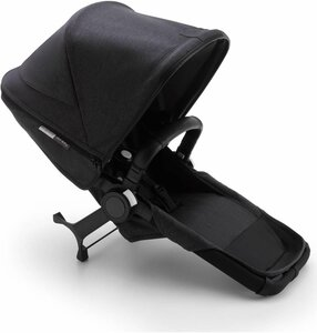 Bugaboo Donkey3 duo extension compl Black/Washed Black - Bugaboo