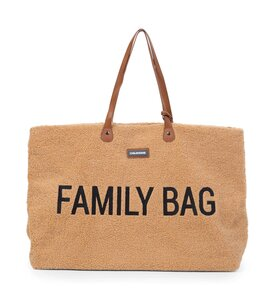 Childhome family bag teddy Beige - Childhome