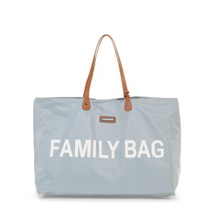 Childhome family bag Grey/Offwhite - Childhome
