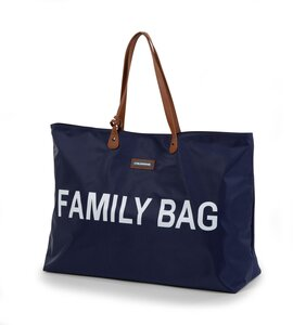Childhome family bag Navy/White - Childhome