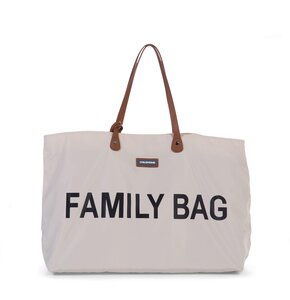 Childhome family bag Offwhite/Black - Childhome